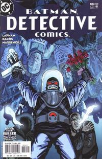 Cover Thumbnail for Detective Comics (DC, 1937 series) #804