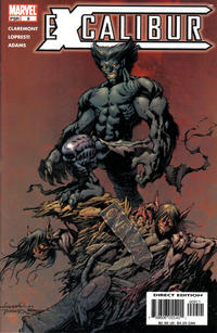 Cover Thumbnail for Excalibur (Marvel, 2004 series) #9