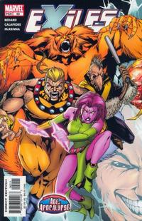 Cover Thumbnail for Exiles (Marvel, 2001 series) #60 [Direct Edition]