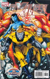 Cover Thumbnail for Exiles (Marvel, 2001 series) #61 [Direct Edition]