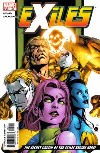 Cover Thumbnail for Exiles (Marvel, 2001 series) #62 [Direct Edition]
