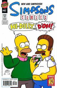 Cover Thumbnail for Simpsons Comics (Bongo, 1993 series) #82