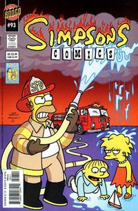 Cover Thumbnail for Simpsons Comics (Bongo, 1993 series) #93