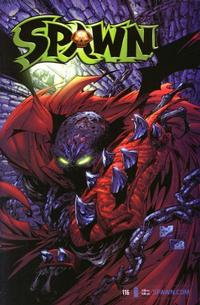 Cover Thumbnail for Spawn (Image, 1992 series) #116