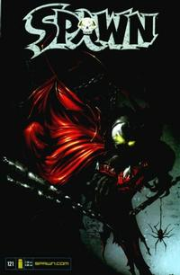 Cover Thumbnail for Spawn (Image, 1992 series) #121