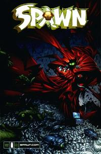 Cover Thumbnail for Spawn (Image, 1992 series) #122
