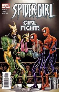 Cover Thumbnail for Spider-Girl (Marvel, 1998 series) #81