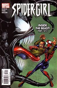 Cover Thumbnail for Spider-Girl (Marvel, 1998 series) #82
