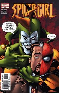Cover Thumbnail for Spider-Girl (Marvel, 1998 series) #85