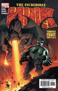 Cover Thumbnail for Incredible Hulk (Marvel, 2000 series) #79