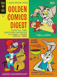 Cover Thumbnail for Golden Comics Digest (Western, 1969 series) #1