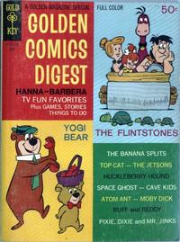 Cover Thumbnail for Golden Comics Digest (Western, 1969 series) #2