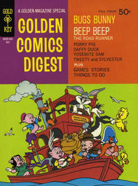 Cover Thumbnail for Golden Comics Digest (Western, 1969 series) #10