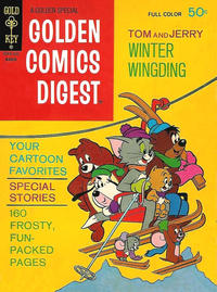 Cover Thumbnail for Golden Comics Digest (Western, 1969 series) #22