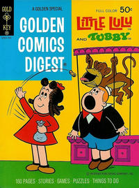Cover Thumbnail for Golden Comics Digest (Western, 1969 series) #29