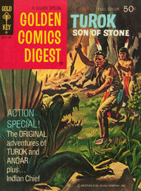 Cover Thumbnail for Golden Comics Digest (Western, 1969 series) #31