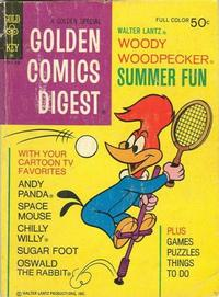 Cover Thumbnail for Golden Comics Digest (Western, 1969 series) #32 [Gold Key]