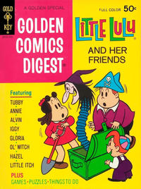 Cover Thumbnail for Golden Comics Digest (Western, 1969 series) #36