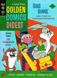 Cover Thumbnail for Golden Comics Digest (Western, 1969 series) #47