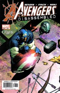 Cover Thumbnail for Avengers (Marvel, 1998 series) #503 [Direct Edition]