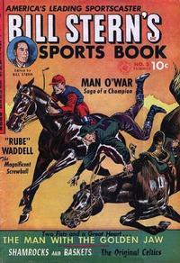 Cover Thumbnail for Bill Stern's Sports Book (Ziff-Davis, 1951 series) #v1#2 [2]