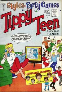 Cover Thumbnail for Tippy Teen (Tower, 1965 series) #3