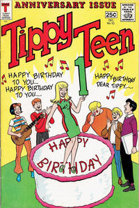 Cover Thumbnail for Tippy Teen (Tower, 1965 series) #10