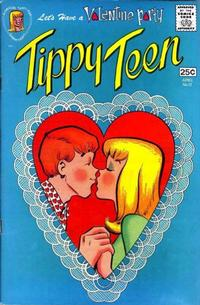 Cover Thumbnail for Tippy Teen (Tower, 1965 series) #12