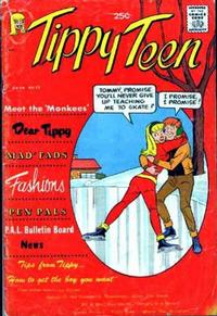 Cover Thumbnail for Tippy Teen (Tower, 1965 series) #13
