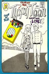 Cover Thumbnail for Tippy Teen (Tower, 1965 series) #14