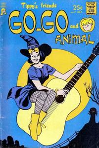 Cover Thumbnail for Tippy's Friends Go-Go and Animal (Tower, 1966 series) #7