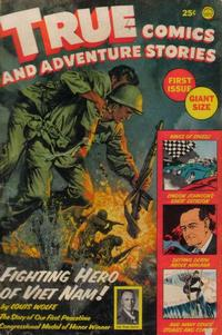 Cover Thumbnail for True Comics and Adventure Stories (Parents' Magazine Press, 1965 series) #1