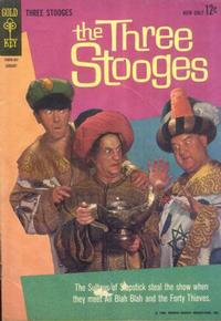 Cover Thumbnail for The Three Stooges (Western, 1962 series) #11