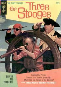 Cover Thumbnail for The Three Stooges (Western, 1962 series) #33
