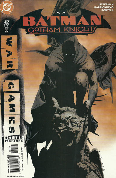 Cover for Batman: Gotham Knights (DC, 2000 series) #57
