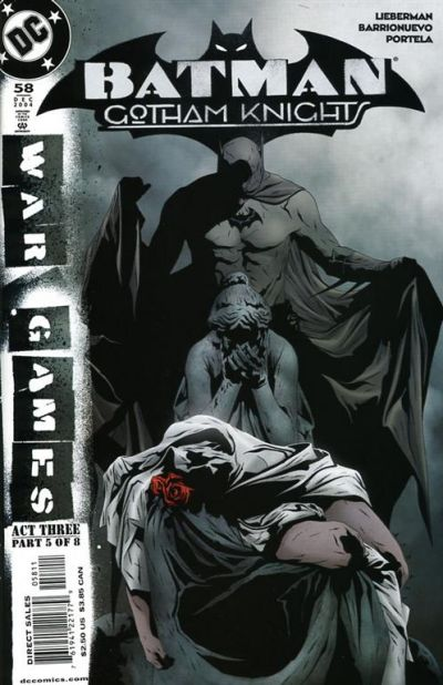 Cover for Batman: Gotham Knights (DC, 2000 series) #58