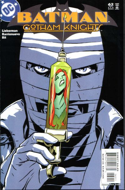 Cover for Batman: Gotham Knights (DC, 2000 series) #62
