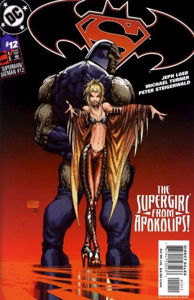 Cover for Superman / Batman (DC, 2003 series) #12