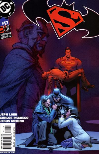 Cover for Superman / Batman (DC, 2003 series) #17