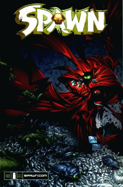 Cover for Spawn (Image, 1992 series) #122