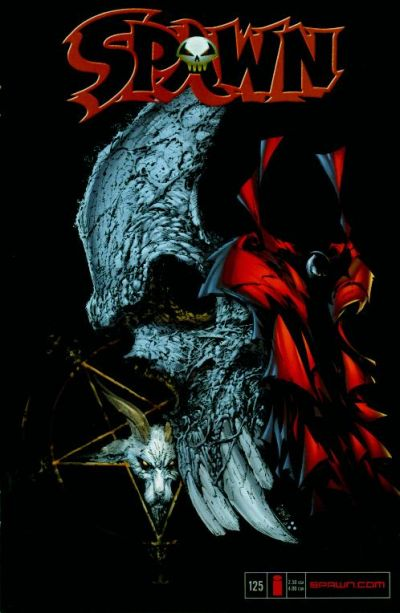 Cover for Spawn (Image, 1992 series) #125