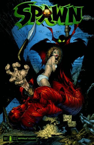 Cover for Spawn (Image, 1992 series) #127