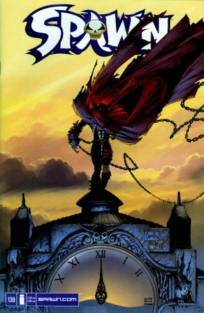 Cover for Spawn (Image, 1992 series) #130