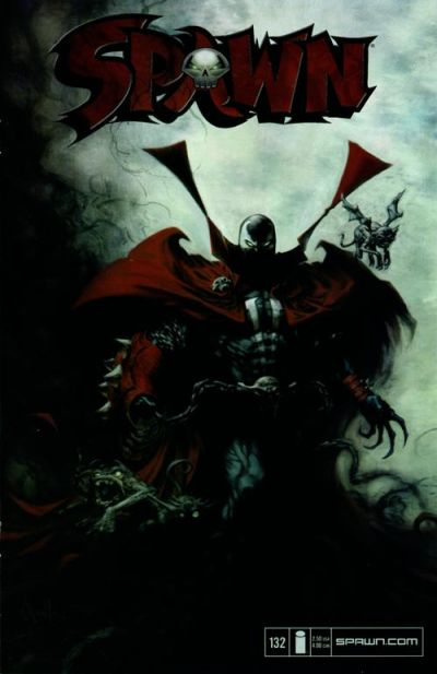 Cover for Spawn (Image, 1992 series) #132