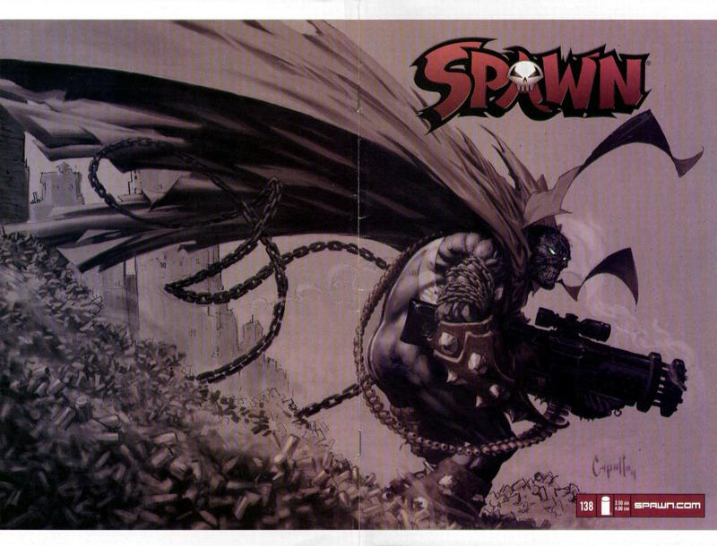 Cover for Spawn (Image, 1992 series) #138