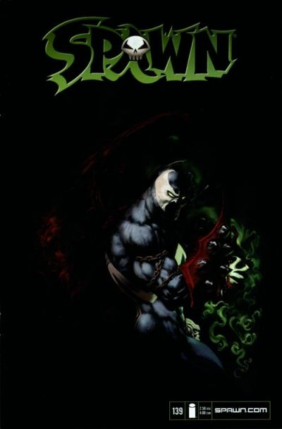 Cover for Spawn (Image, 1992 series) #139