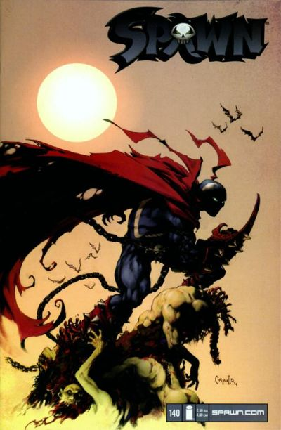 Cover for Spawn (Image, 1992 series) #140