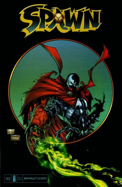 Cover for Spawn (Image, 1992 series) #143