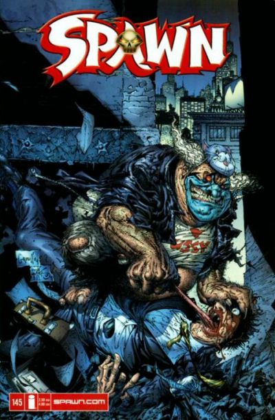 Cover for Spawn (Image, 1992 series) #145