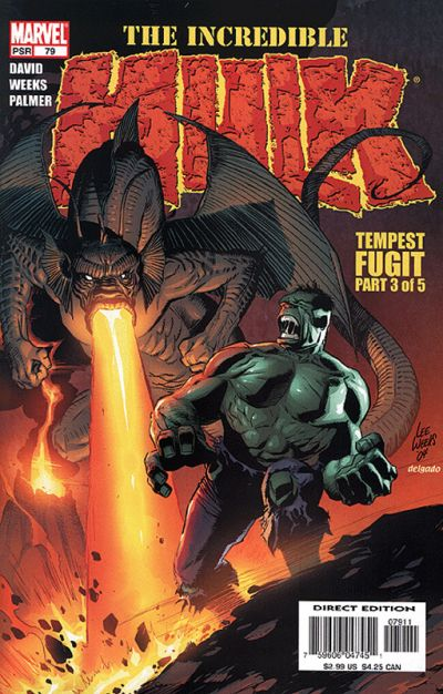 Cover for Incredible Hulk (Marvel, 2000 series) #79
